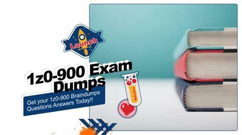 Exam Dumps 1Z0-908 Provider