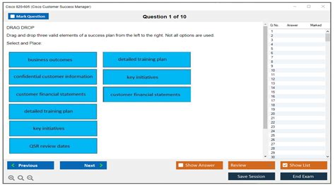 Exam Dumps 820-605 Provider