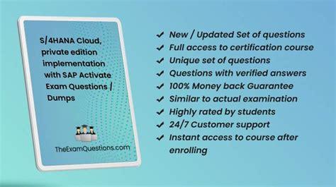Exam E-S4CPE-2021 Collection