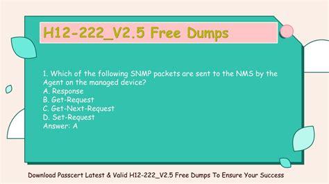 Exam H12-222_V2.5 Material