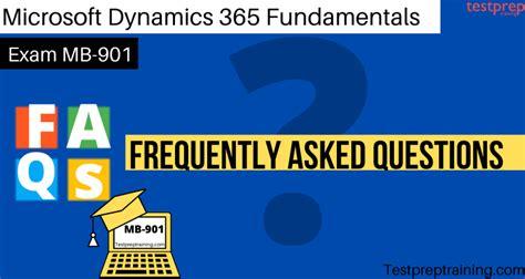 Exam MB-901 Syllabus