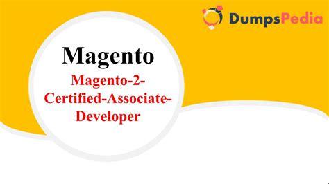 Exam Magento-2-Certified-Associate-Developer Book