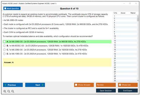 Exam NCSE-Level-2 Tips
