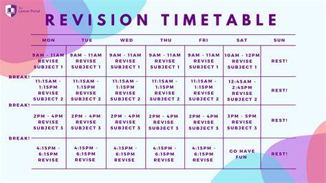 Exam PE180 Revision Plan