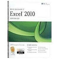 Excel 2010 Advanced Student Manual With Cdrom Ilt