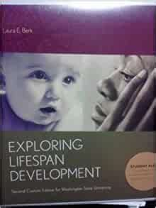 Exploring Lifespan Development First Edition Study Guide