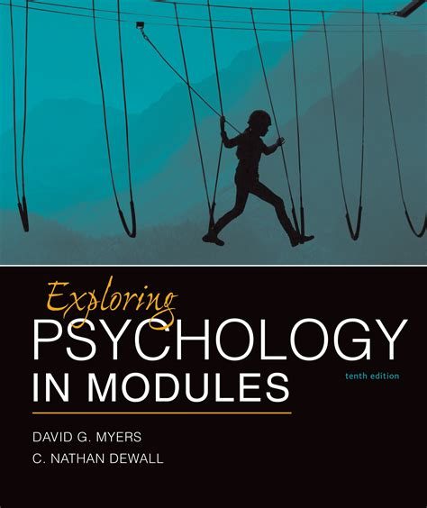 Exploring Psychology In Modules High School Version By Myers