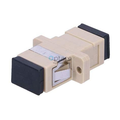 Extralink Sc Adapter Simplex Grey Adapter