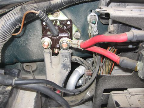 F 150 Solenoid Switch Wiring Diagram
