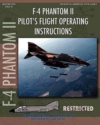 F 4 Phantom Ii Pilots Flight Operating Manual