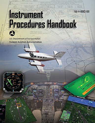 Faa Instrument Procedures Handbook Sept 2017 English Edition