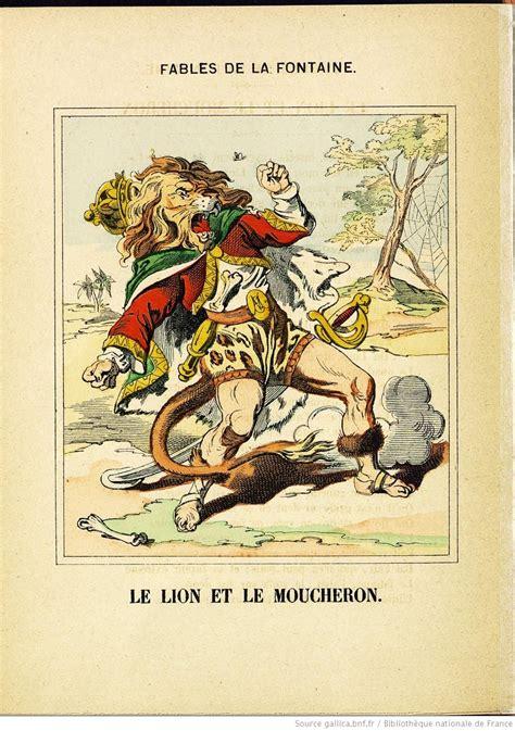 Fables De La Fontaine En Images D Epinal