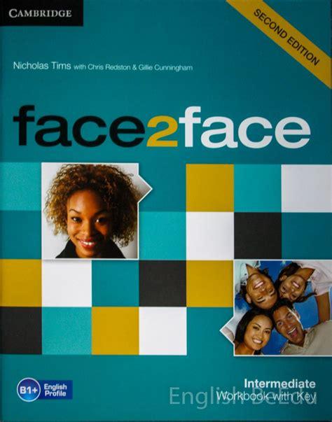 Face2face Intermediate Workbook With Key Paperback