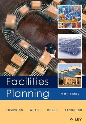 Facilities Planning 4th Edition Tompkins
