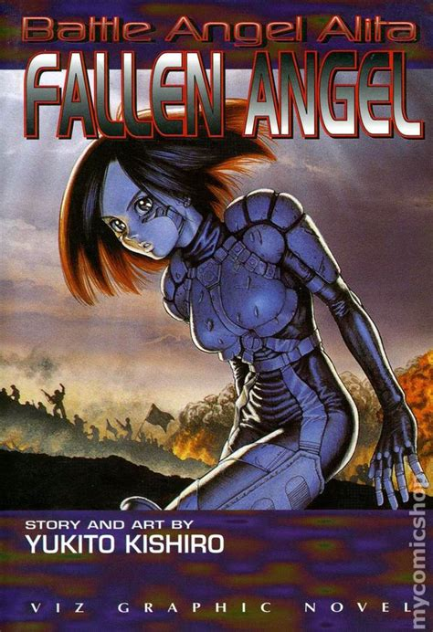 Fallen Angel: Battle Angel Alita, No.8