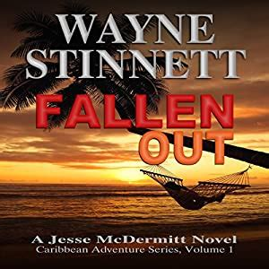 Fallen Out A Jesse Mcdermitt Novel Caribbean Adventure Series Book 1 English Edition