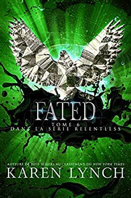 Fated Relentless Tome 6 Relentless French