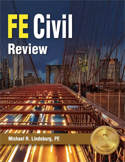 Fe Civil Review Manual Ppi