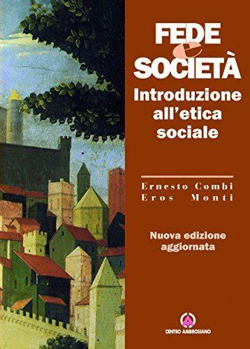 Fede e società: Introduzione all'etica sociale