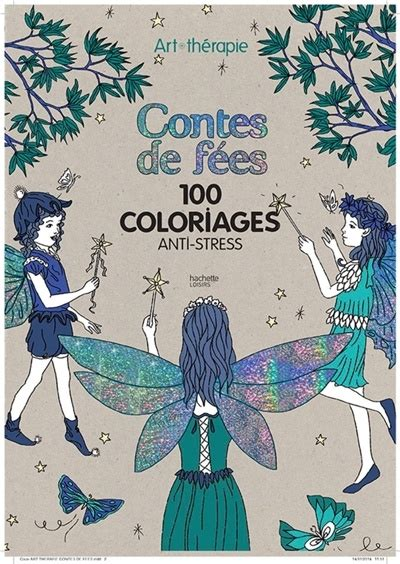 Fees 100 Coloriages Anti Stress