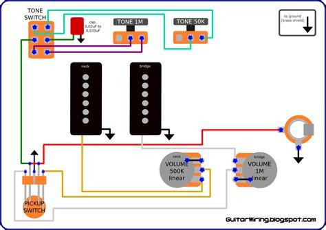 Fender Jazzmaster Wiring Diagram