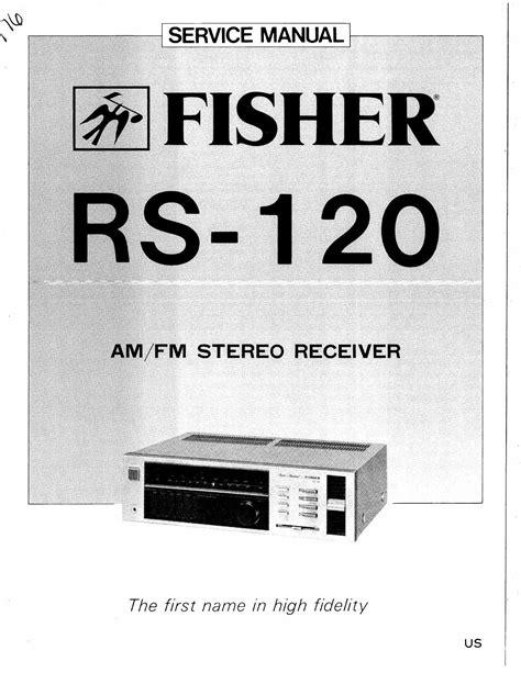 Fh 120 Service Manual
