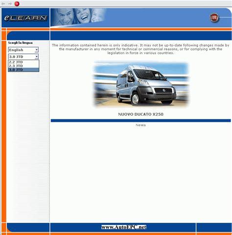 Fiat Ducato Repair Manual Boscos