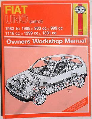 Fiat Uno Owner Manual