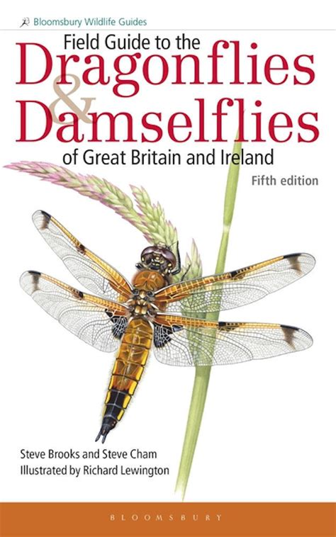 Field Guide To The Dragonflies Of Bri
