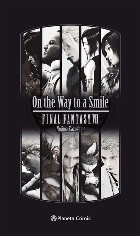 Final Fantasy Vii Novela On The Way To A Smile Manga Shonen