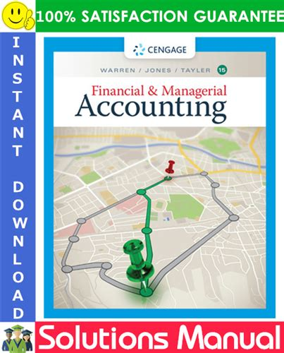 Financial Accounting 15th Edition Solution Manual