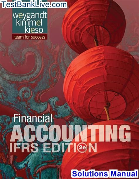 Financial Accounting Kimmel Second Edition Solution Manual
