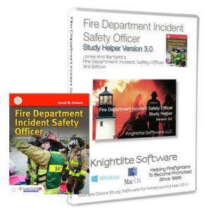Fire Dept Incident Safety Officer Study Guide