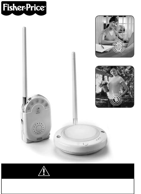 Fisher Price Baby Monitor Manual