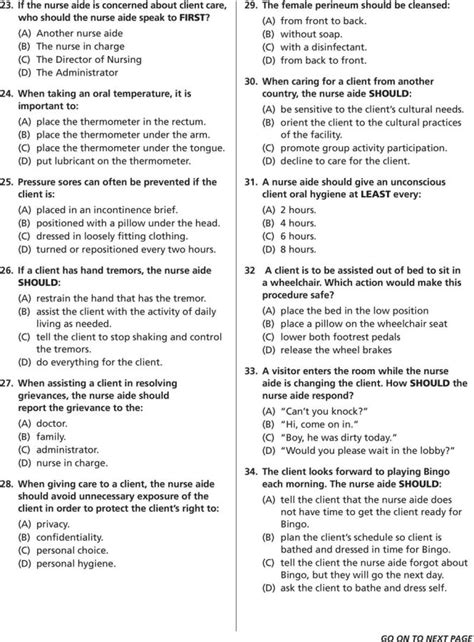 Fl Hha Test Questions And Answers