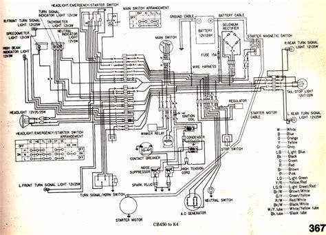 Fl250 Wiring Diagram