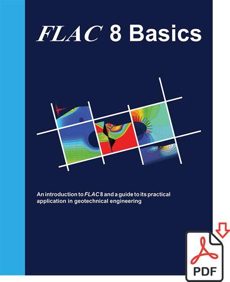 Flac3d User Manual