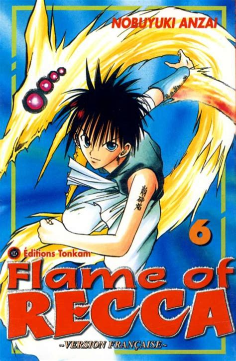 Flame Of Recca Tome 29
