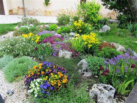 Flores Y Plantas De Rocalla Tu Jardin