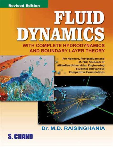 Fluid Dynamics: With Hydrodynamics