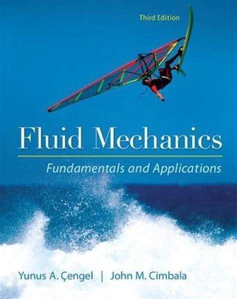 Fluid Mechanics 2nd Edition Cengel Solution Manual