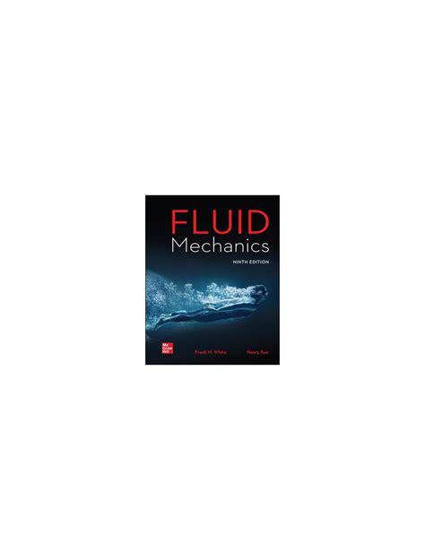 Fluid Mechanics 9th Edition Solution Manual