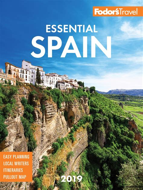 Fodor S Essential Spain Full Color Travel Guide