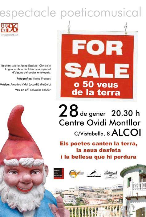 For Sale: O 50 Veus de La Terra