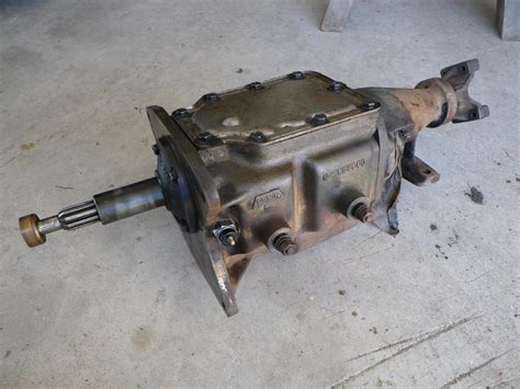 Ford 3 Speed Manual Transmission