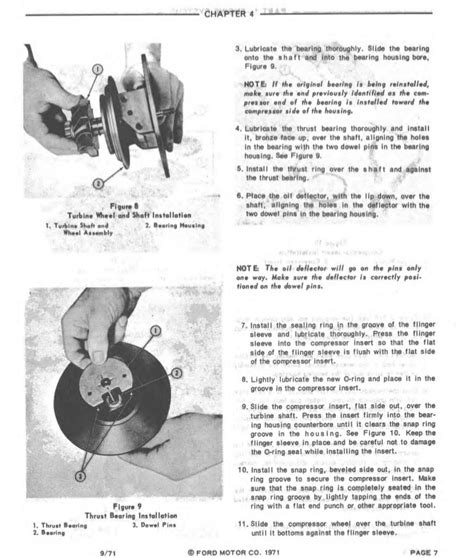Ford 3000 Tractor Parts Manual