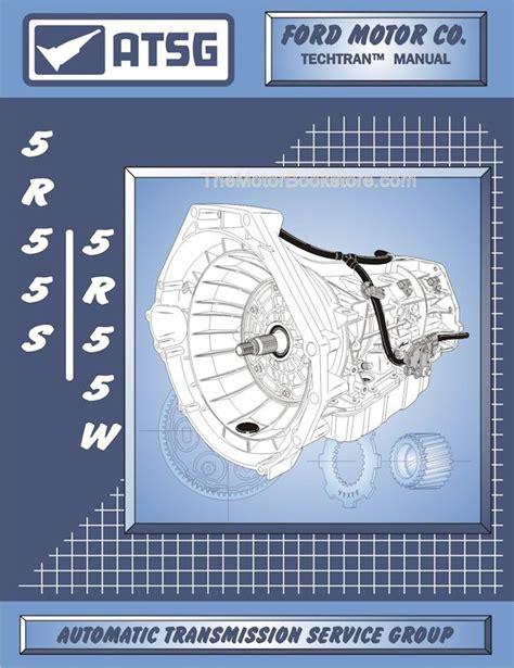 Ford 5r55w Transmission Manual