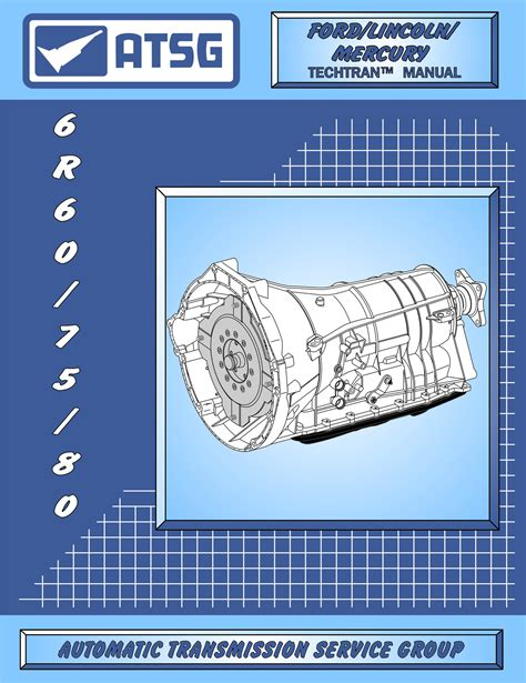 Ford 6r80 Technical Manual