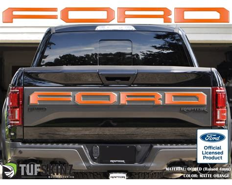 Ford F150 Factory Tailgate Service Manual