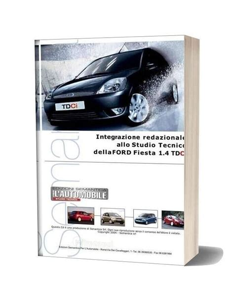 Ford Fiesta Tdci Workshop Manual